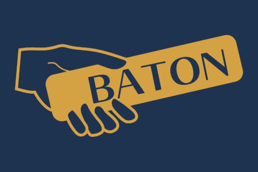 バトン合同会社のロゴ
